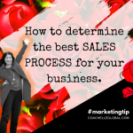 Sandra Fisser on sales process