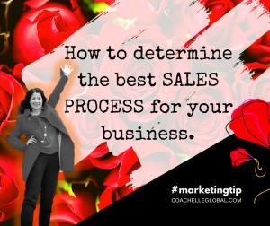 Sandra Fisser on sales process